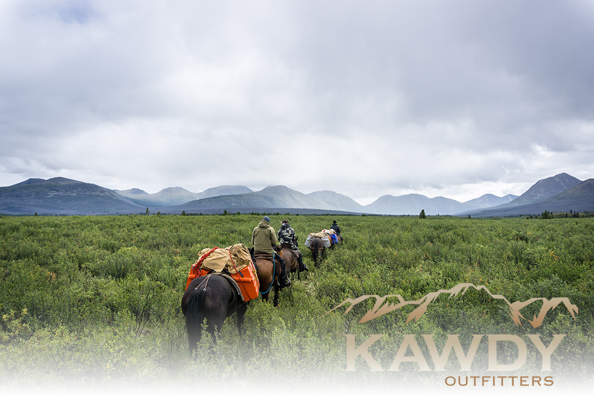 Kawdy Outfitters Marketing