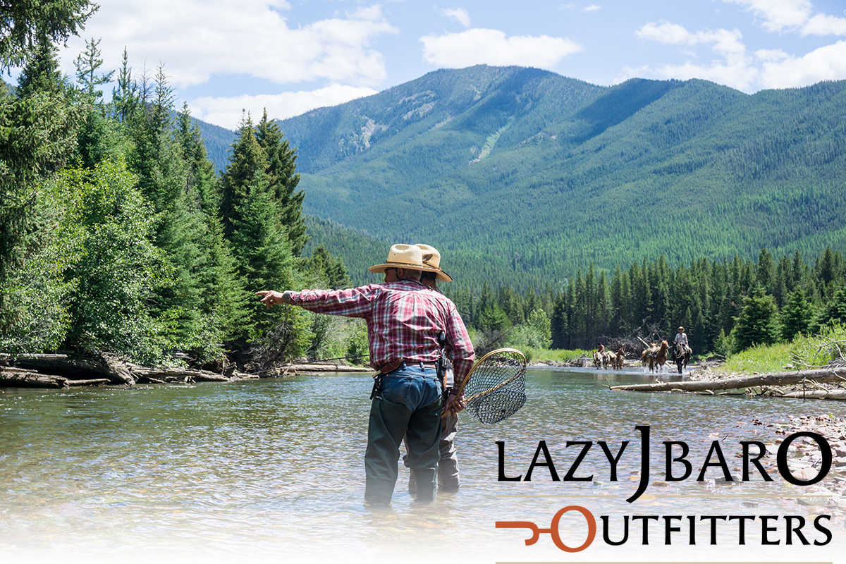 Lazy J Bar O Outfitters Marketing