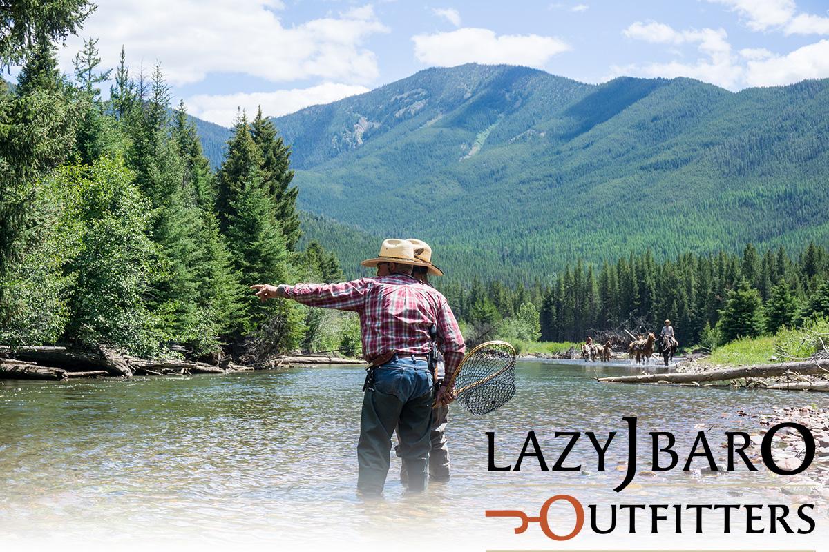 Lazy J Bar O Outfitters Marketing